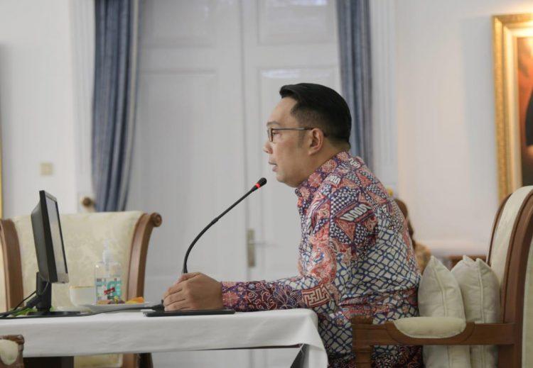 Gubernur Jawa Barat, Ridwan Kamil. (ist hms jbr)